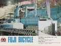 Vintage Fuji Bicycle advertisement