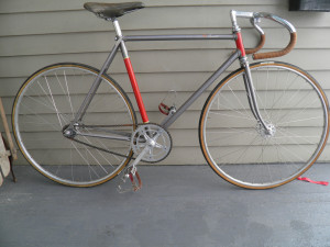 Picture of Vintage Fuji Track Bicycle