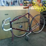 "1985 Fuji Design Series ""Mark Gorski"" Track bicycle"