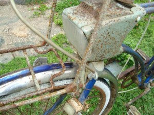 Vintage Fuji Dandy Bicycle
