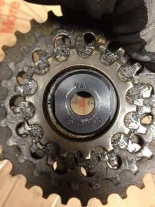 Vintage Regina Freewheel removal tool
