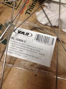 Var RL-18800-C Freewheel Remover tool